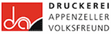 Druckerei Appenzeller Volksfreund, Appenzell, Schweiz