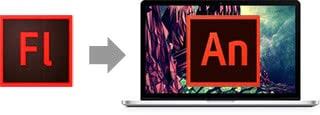 Flash wird zu Animate CC