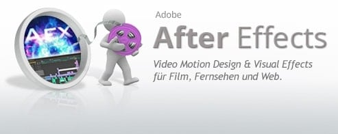 Adobe After Effects – Schulung für Einsteiger