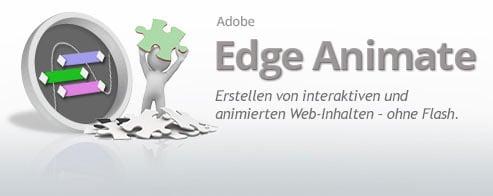 Adobe Edge Animate CC  – Grundlagen-Schulung