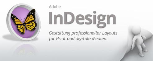 Adobe InDesign CC/CS6 – Grundlagen-Schulung