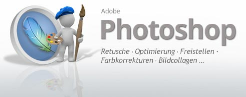 Adobe Photoshop CC/CS6 Grundlagen-Schulung