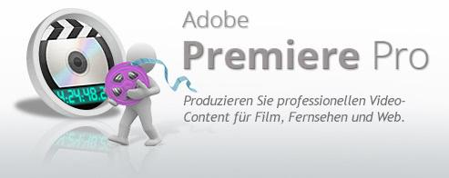 Adobe Premiere Pro CC – Video Grundlagen-Schulung