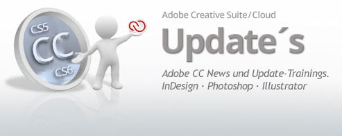 UPDATE Creative Suite CS5/6 auf Adobe CC 2017