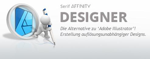 Affinity DESIGNER Grundlagen – Schulung für Einsteiger + Umsteiger