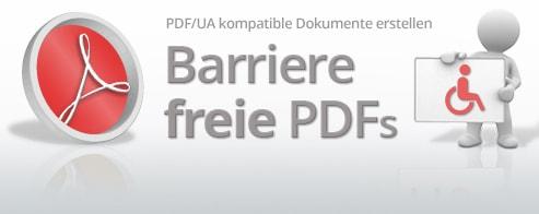 Acrobat Schulung – Barrierefreie  – PDF-Dokumente für Behörden + ö.D.