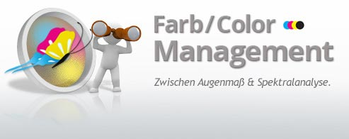 Farb-/Color – Management – Schulung + Workshop