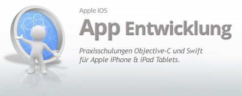 Apple iOS App-Entwicklung  – Objective-C Training