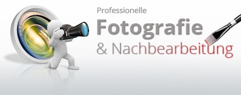 Workshop: Professionelle – Fotografien erstellen