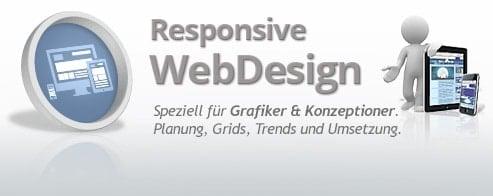 Responsive WebDesign  – Schulung für Grafiker + Einsteiger